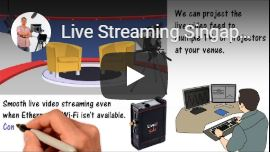 Live Streaming Singapore