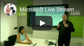 Microsoft Live Streaming