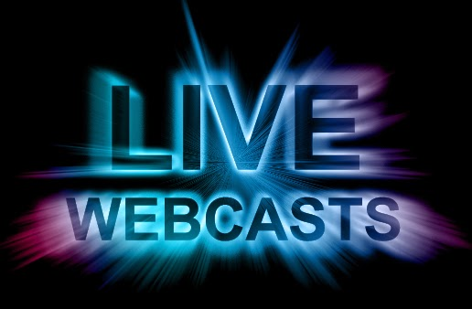 Is there any difference in Live Webcast and Live Webinar.