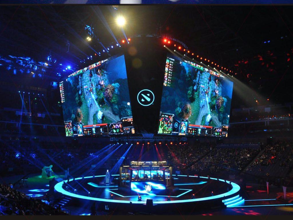 E-Games live streaming world challenge over 8K.